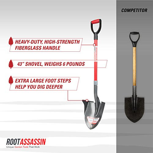 Root Assassin One Shot Shovel