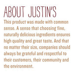 Classic Peanut Butter Squeeze Packs by Justin's, Only Two Ingredients, Gluten-free, Non-GMO, Responsibly Sourced, Pack of 10 (1.15oz each)