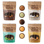 Gluten-Free Healthy Camping and Backpacking Food Paleo Snacks Pack - Vegan Health Food Snacks Made from Superfood Ingredients (Coconut Macadamia, 4 packs)