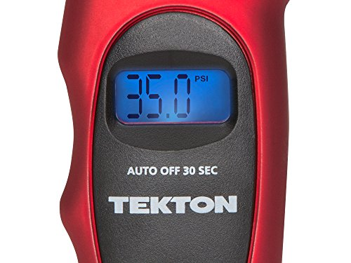 Digital Tire Pressure Gauge, 100 PSI