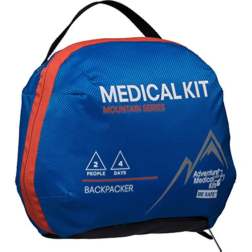 Mountain Backpacker First Aid Kit