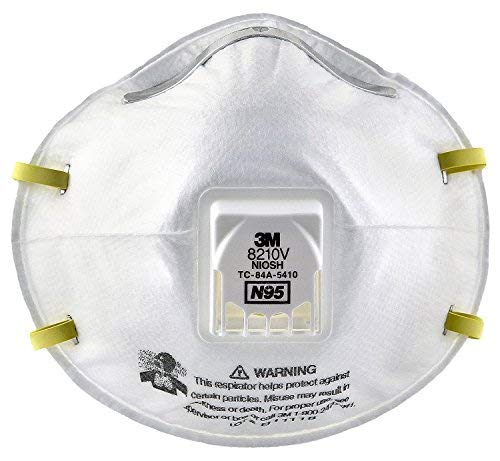N95 Respiratory Protection Mask