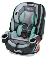 Graco 4ever 4-in-1 Convertible Car Seat, Basin
