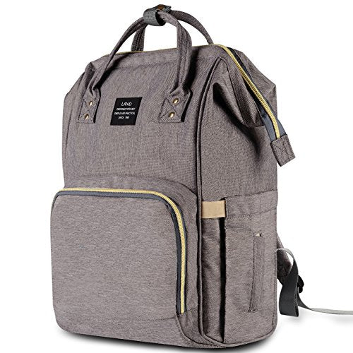 HaloVa Waterproof Travel Diaper Bag