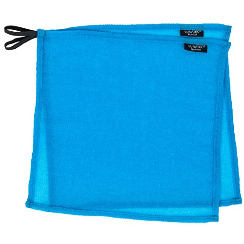 Self-Cleaning Travel Washcloth, Odor-Free, Quick Drying