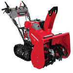 Honda Two Stage Track Drive Snow Blower