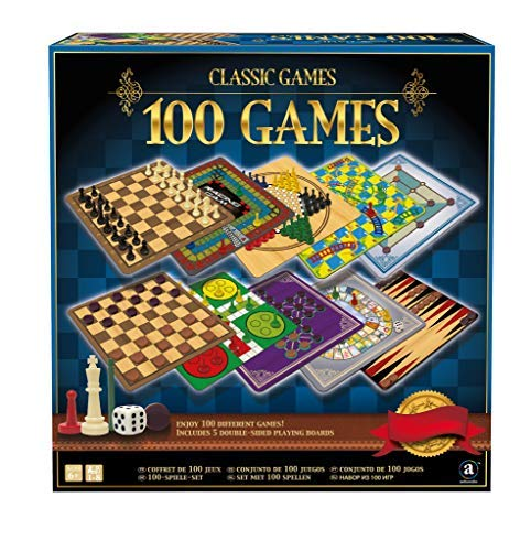 Classic Games Collection - 100 Game Compendium