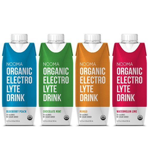 NOOMA Organic Electrolyte Drink - Variety Pack