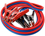 Super Heavy Duty 500 amp 6 gauge jumper cables 12 feet with travel case