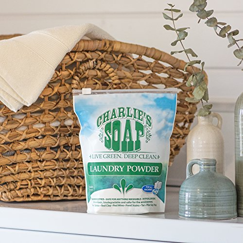 Charlie's Soap – Fragrance Free Powdered Laundry Detergent
