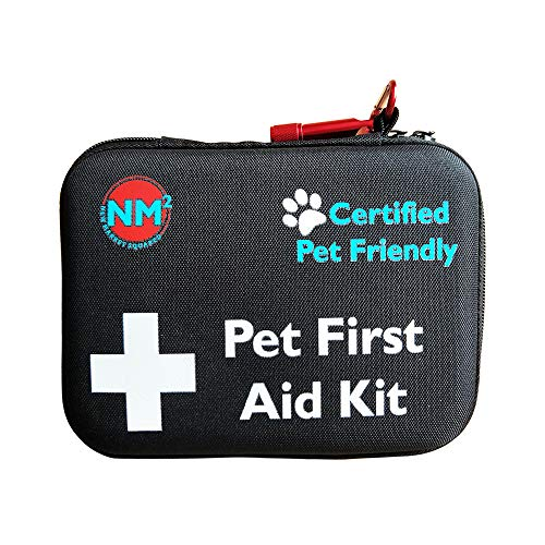 Pet First Aid Kit for Dogs & Cats