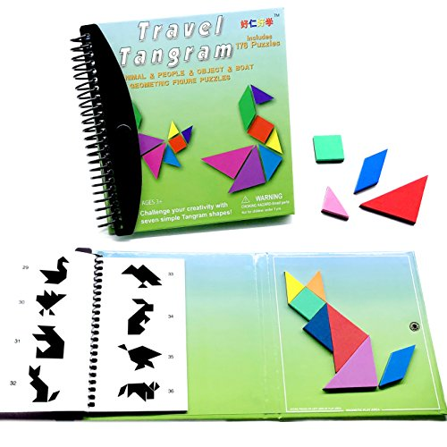 Tangram Game Travel Games