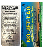 No-Jet-Lag Homeopathic Jet Lag Prevention