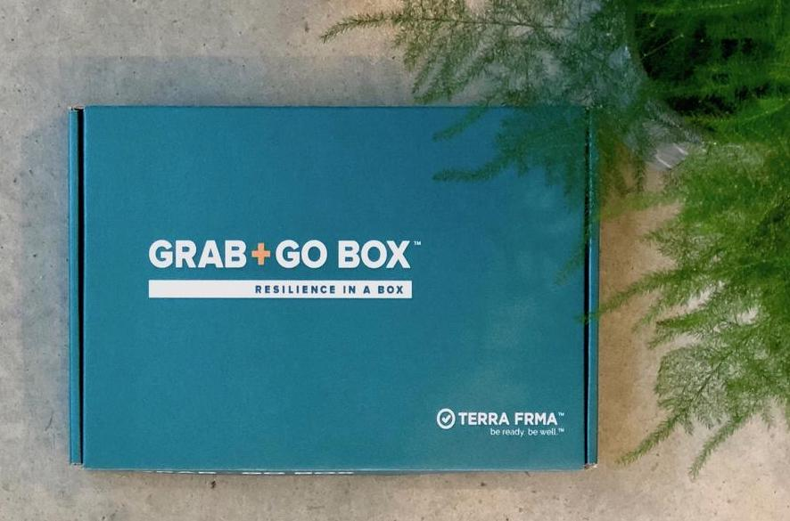 Grab + Go Box