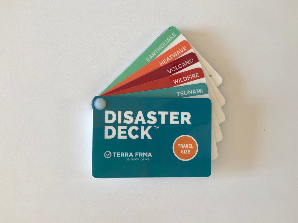 The Disaster Deck