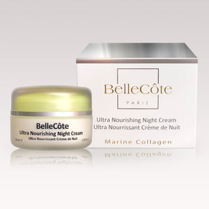 Ultra Nourishing Night Cream 50ml - BelleCôte Paris