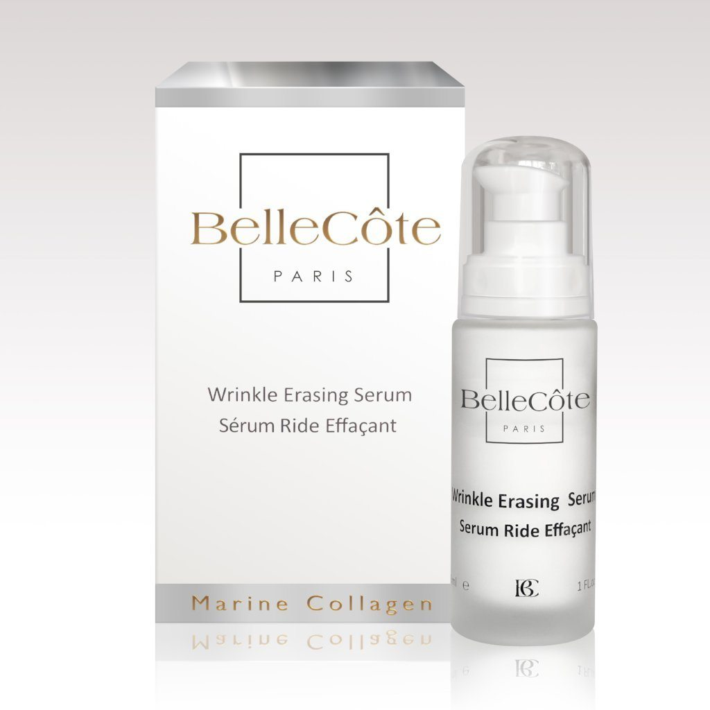Wrinkle Erasing Serum - BelleCôte Paris