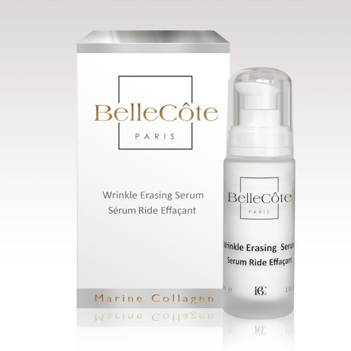 Wrinkle Eraising Serum - BelleCôte Paris