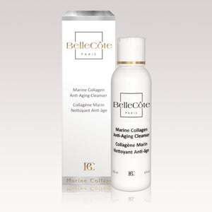 Marine Collagen Anti-Aging Cleanser 120ml - BelleCôte Paris