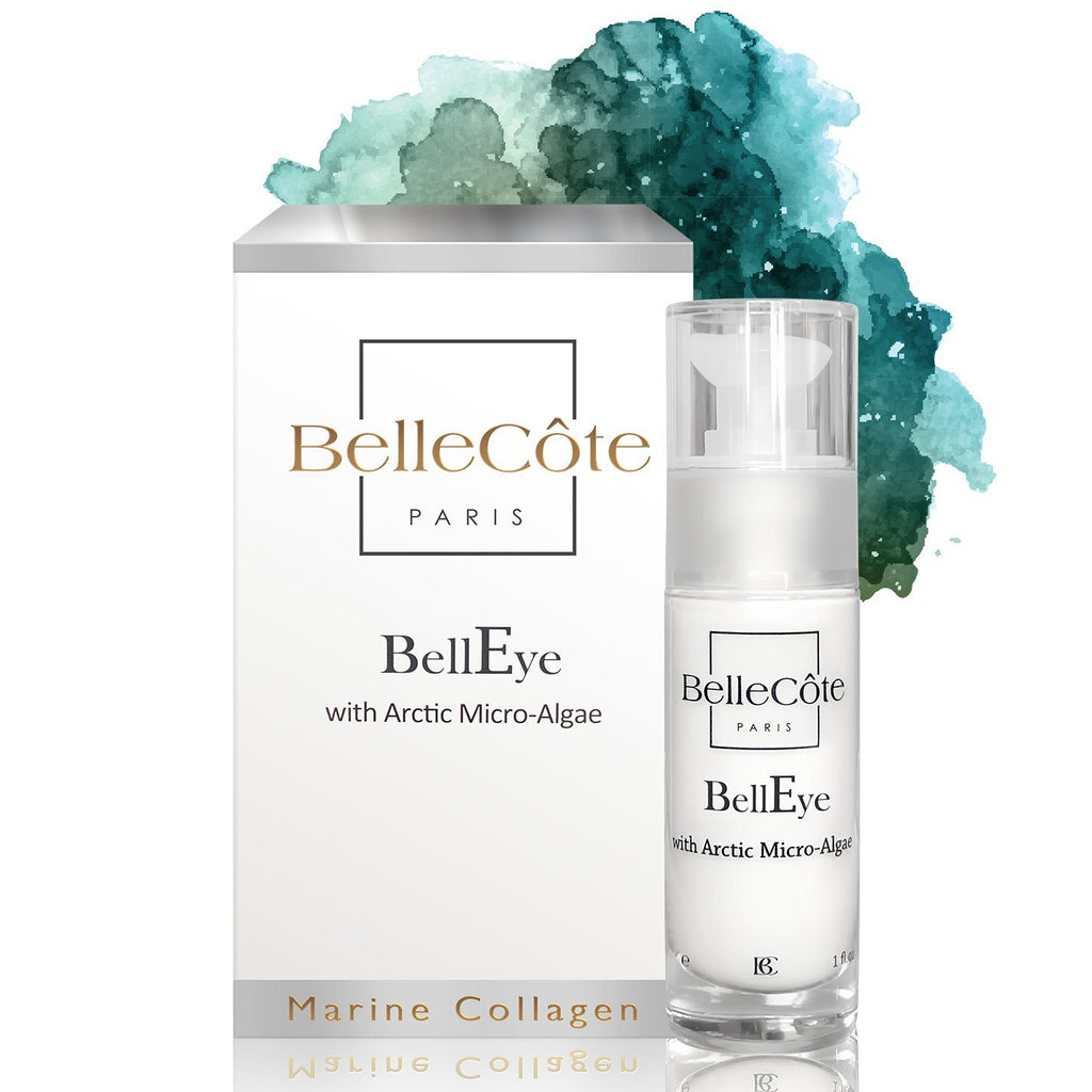 BellEye with Arctic Micro-Algae 30ml - BelleCôte Paris