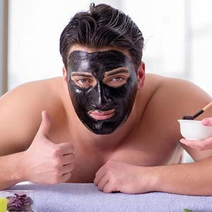 BLACK MUD Nourishing Mask - A FACIAL IN A JAR - BelleCôte Paris