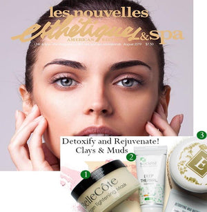 Collagen Tightening Mask 200ml - BelleCôte Paris