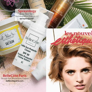 Double Sun Protection Cream 30ml - BelleCôte Paris