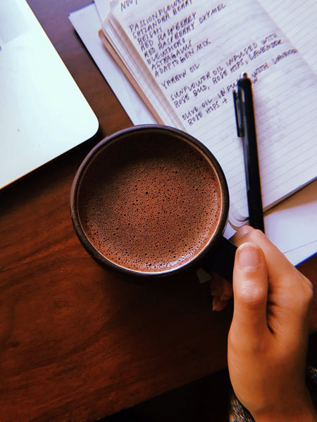 Create Your Daily Cacao Ritual