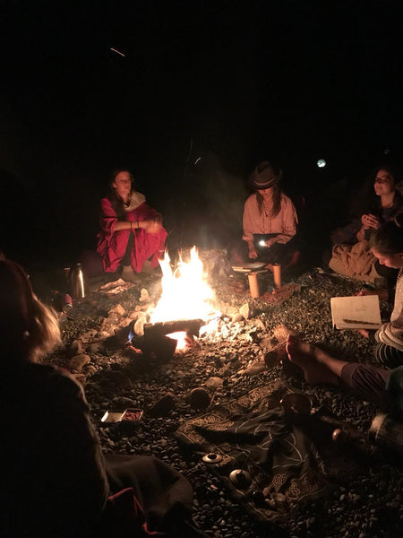 What Fire Is Teaching Us; Returning To Indigenous Wisdom