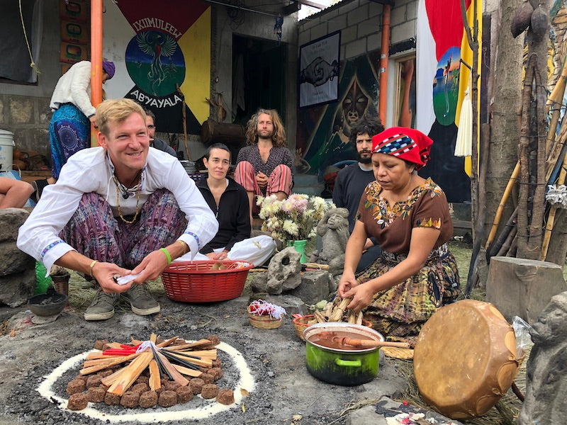 Ancient Cacao Ceremony