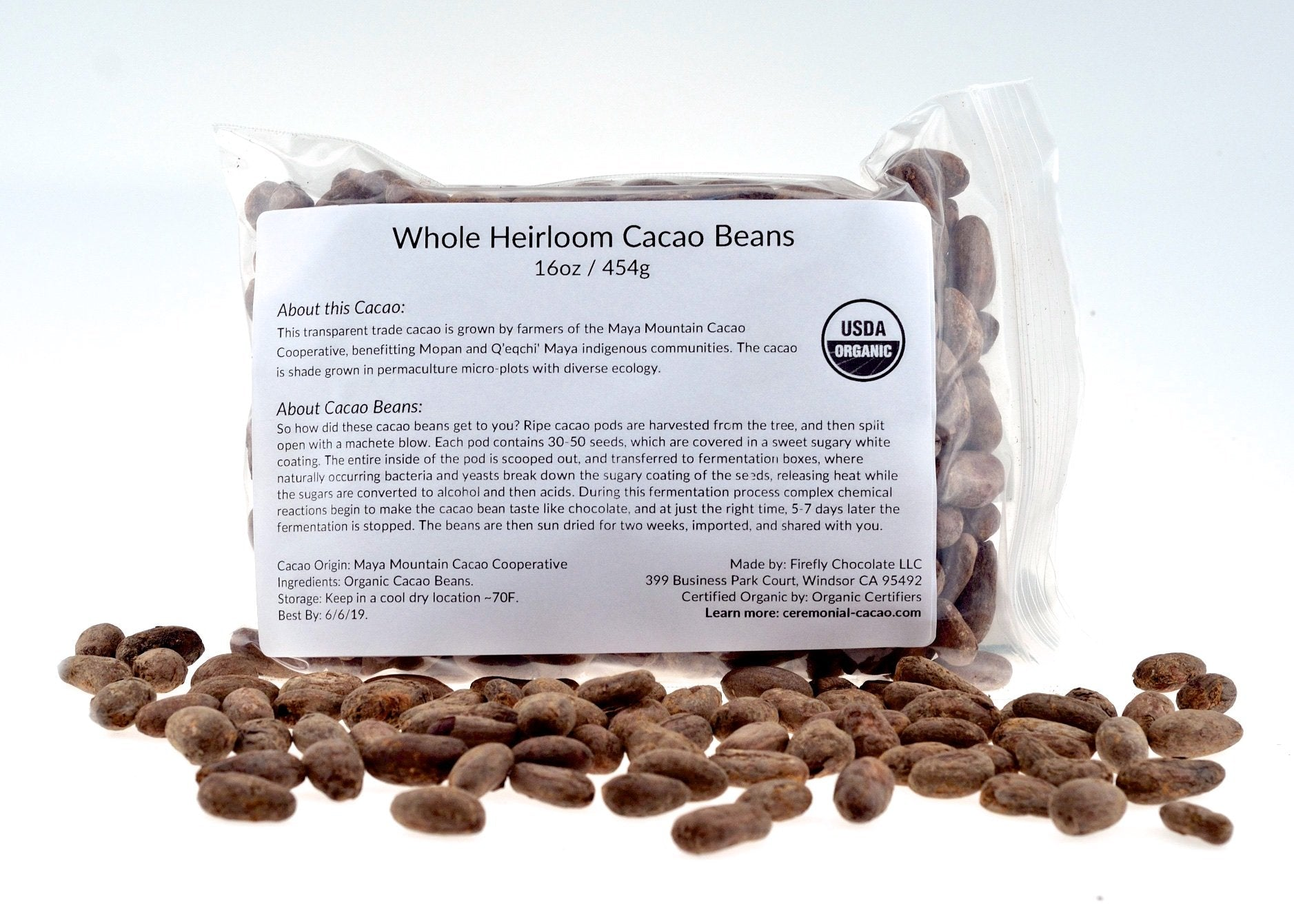Cacao Beans (Whole)