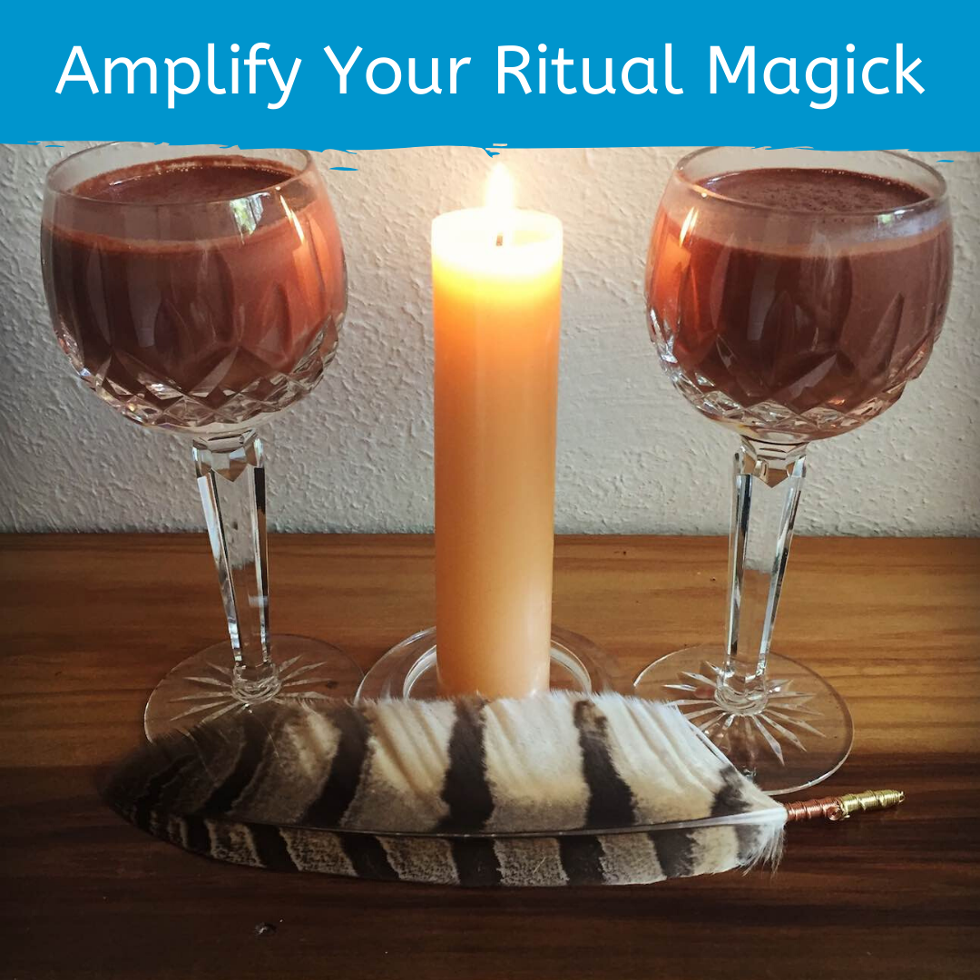 Course 6: Amplify Your Ritual Magick for Cacao Ceremony and Holistic Health by Firefly Chocolate