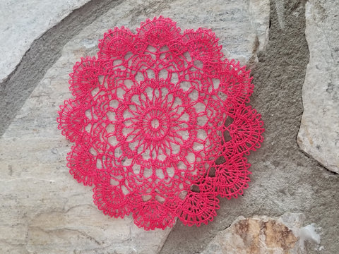 Doilies - Fall Color Collection