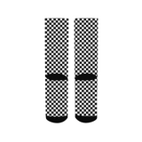 Checkerboard Women's Socks