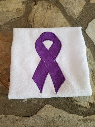 Ribbon Awareness Towel