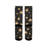 GOLD STARS Men's Socks