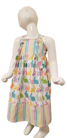 Easter Bunny Knot Dress