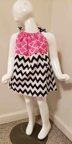Pillowcase Dress 2T