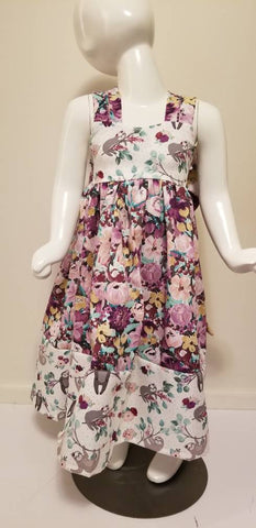 Sloth Bow Dress