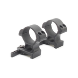 LaRue Tactical LT123 Quick Detach 1.28 Inch 30mm Scope Optic Mount Rings-Scope Mounts-Tactical Swagg