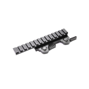 "LaRue Tactical LT101 MIL-STD-1913 Dual Quick Detach 5/8"" Picatinny Rail Riser-Scope Mounts-Tactical Swagg"