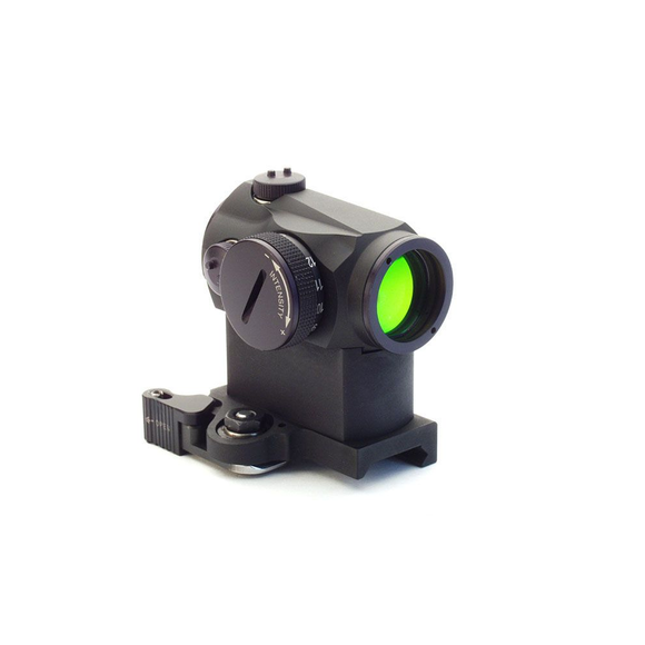 Aimpoint Micro T-1 2-MOA/M4 Red Dot Sight+LaRue Tactical LT660 QD Mount Combo-Scope/Mount Combo-Tactical Swagg