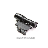 LaRue Tactical LT752E Quick Detach SureFire Scout/Millennium FlashLight Rail Mount-Scope Mounts-Tactical Swagg