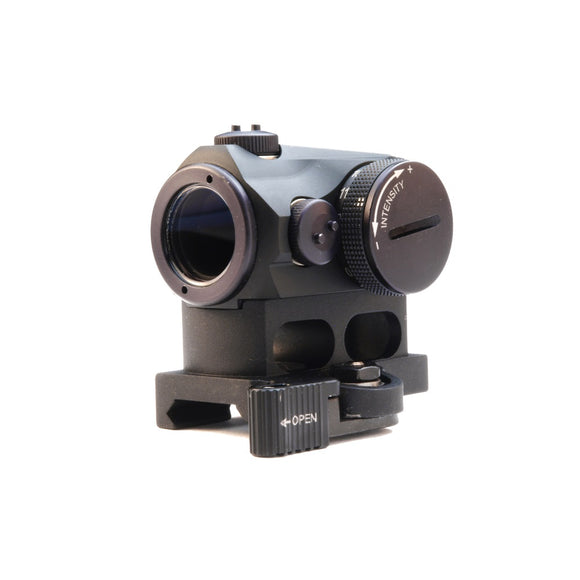 Aimpoint Micro T-1 2-MOA/M4 Red Dot Sight+LaRue Tactical LT660HK QD Mount Combo-Optic/Mount Combo-Larue Tactical-Tactical Swagg