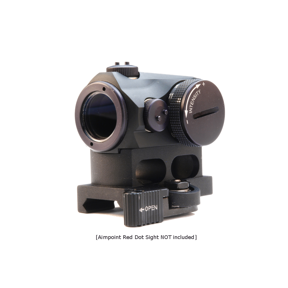 Larue Tactical Lt660 Hk Height Quick Detach Aimpoint T1t2h1h2