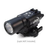 LaRue Tactical LT619 Quick Detach SureFire X200/X300 Flashlight Mount-Scope Mounts-Tactical Swagg