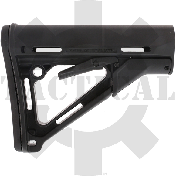 Magpul MAG310 Mil-Spec CTR Compact-Type-Restricted Stock, Black-Stocks & Frontend Parts-Tactical Swagg
