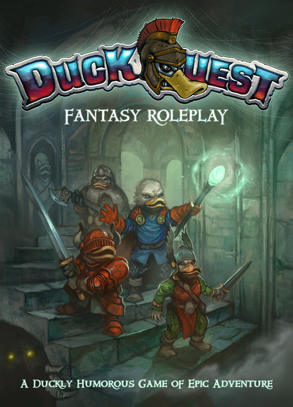 DuckQuest Preorders