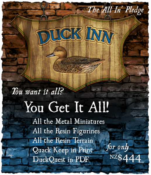 Duck Inn Preorder