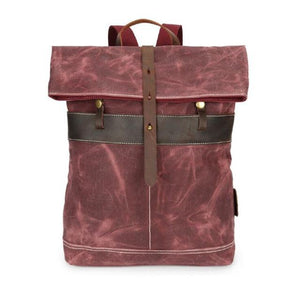 Quality Leather & Canvas Backpacks